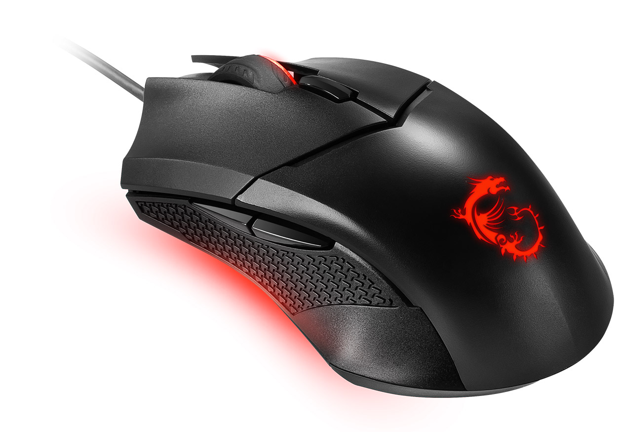 MSI CLUTCH GM08 Gaming Maus 1