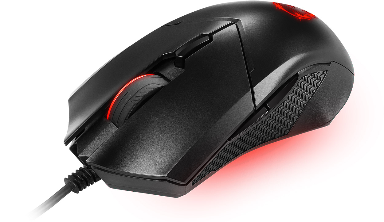 MSI CLUTCH GM08 Gaming Maus 2