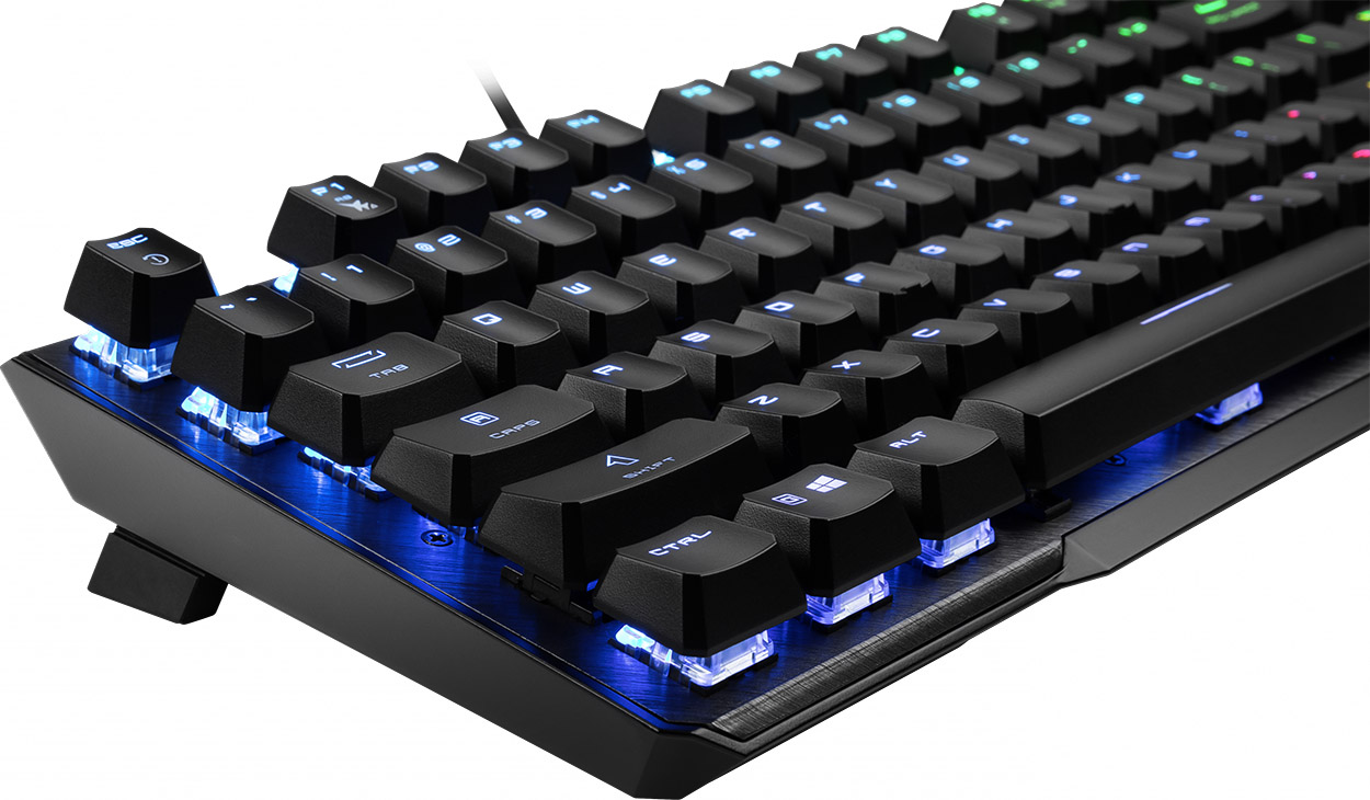 MSI VIGOR GK50 ELITE Gaming Tastatur 2
