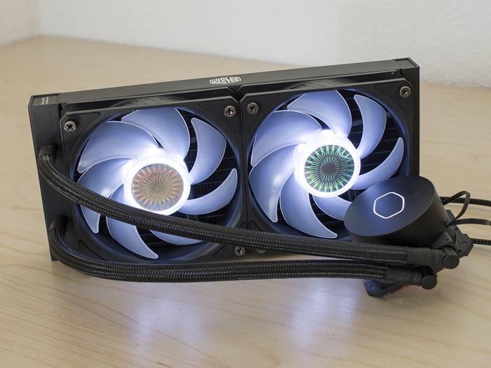 Cooler Master MasterLiquid ML240L V2 RGB 23k