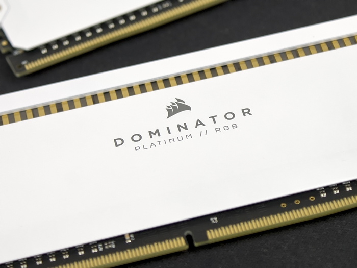 Corsair Dominator Platinum RGB White DDR4 3600 16GB 4k