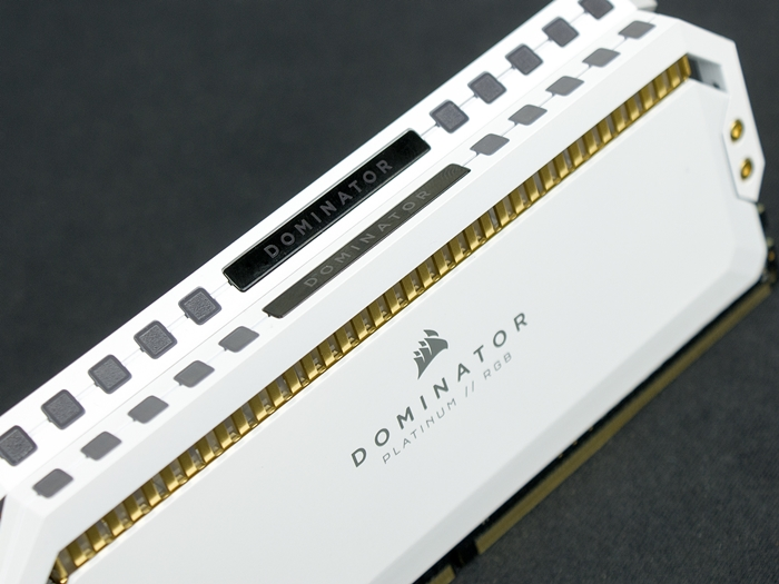 Corsair Dominator Platinum RGB White DDR4 3600 16GB 6k