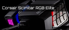Corsair Scimitar RGB Elite Newsbild