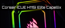 Corsair iCUE H115i Elite Capellix newsbild