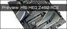 MEG Z490 ACE preview