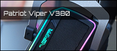 Patriot Viper V380 Newsbild