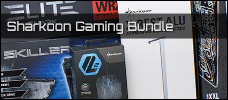 Sharkoon Gaming Bundle Newsbild