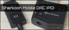 Sharkoon Mobile DAC PD newsbild