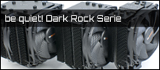 be quiet dark rock serie amd ryzen