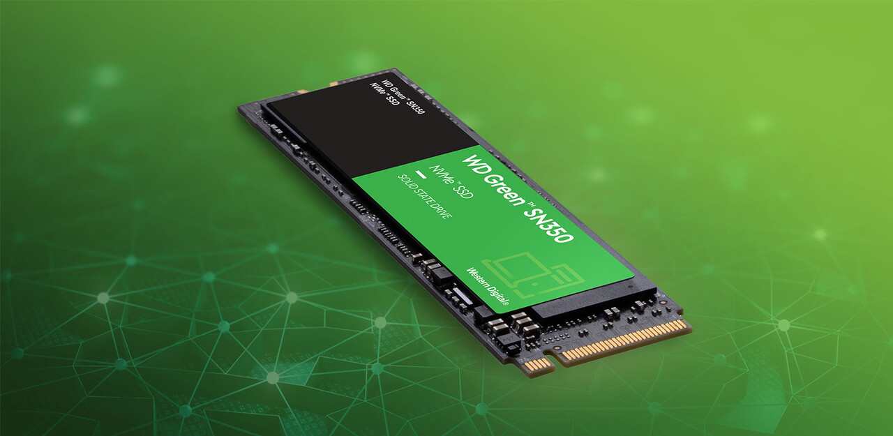 wd green sn350 nvme ssd feature