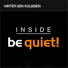 be quiet home product inside