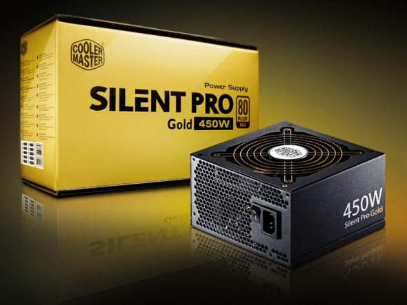 Cooler-Master-Silent-Pro-Gold-450W