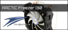 Test: ARCTIC Freezer i30