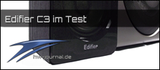 Test: Edifier C3 - 2.1 Stereo Set