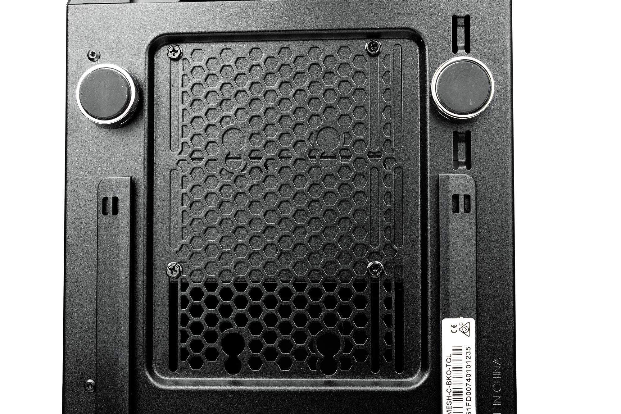 Leser-Test]Fractal Design Meshify C TG - Das Skandinavische ...