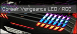 Test: Corsair Vengeance LED DDR4-3200 / Corsair Vengeance RGB DDR4-3000